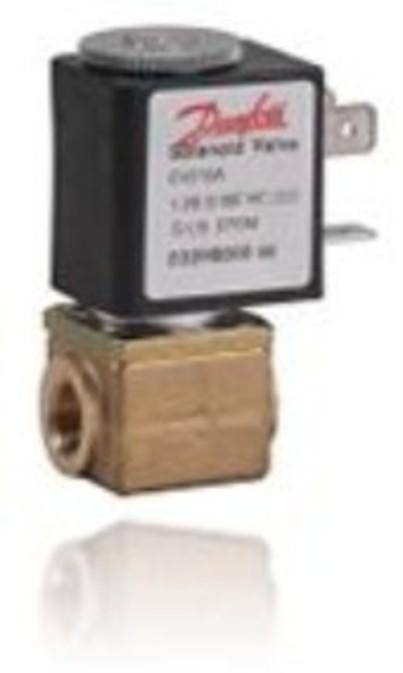 EV210A covers a wide range of small, direct-operated 2/2-way solenoid valves for use in industrial machinery.The compact design together with the broad range of coils means that EV210A covers a broad variety of industrial applications.