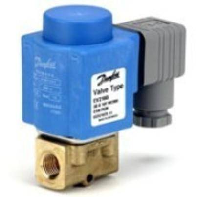 EV210B covers a wide range of direct-operated 2/2-way solenoid valves for universal use. EV210B is a real robust valve program with high performance and can be used in all kind of tough working conditions